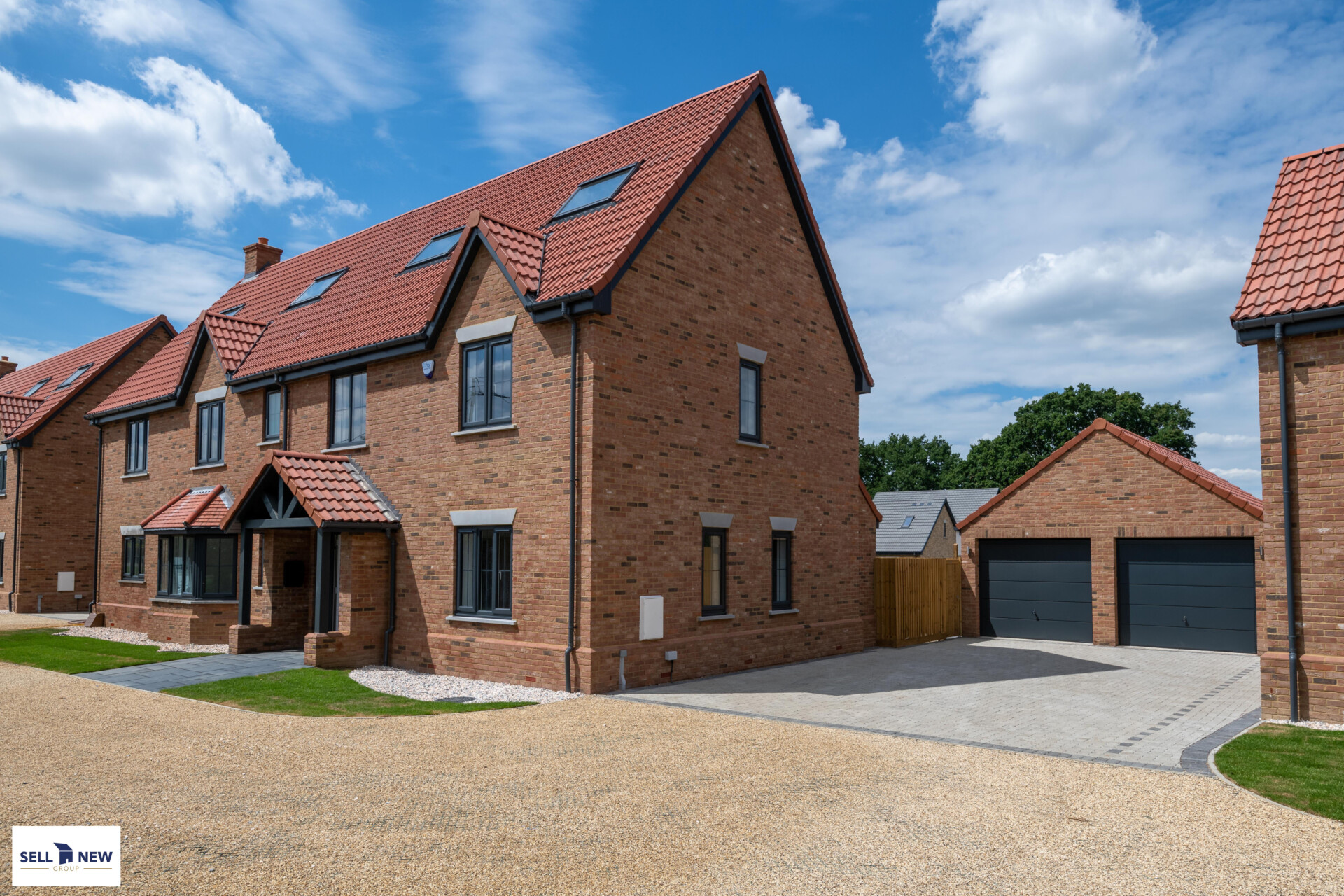 (Plot 18) 21 Hayfield, Flitton – 5/6 Bedroom detached family home set over 3,500 Sqft