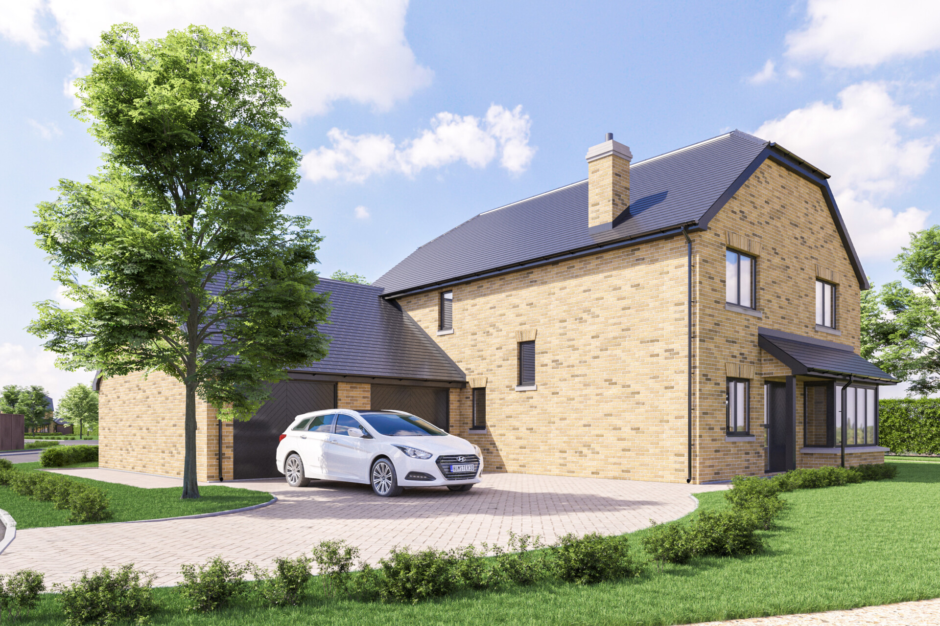Plot 9, Earl Close, Clifton – BEAUTIFUL FOUR BED DETACHED HOME WITH DOUBLE!