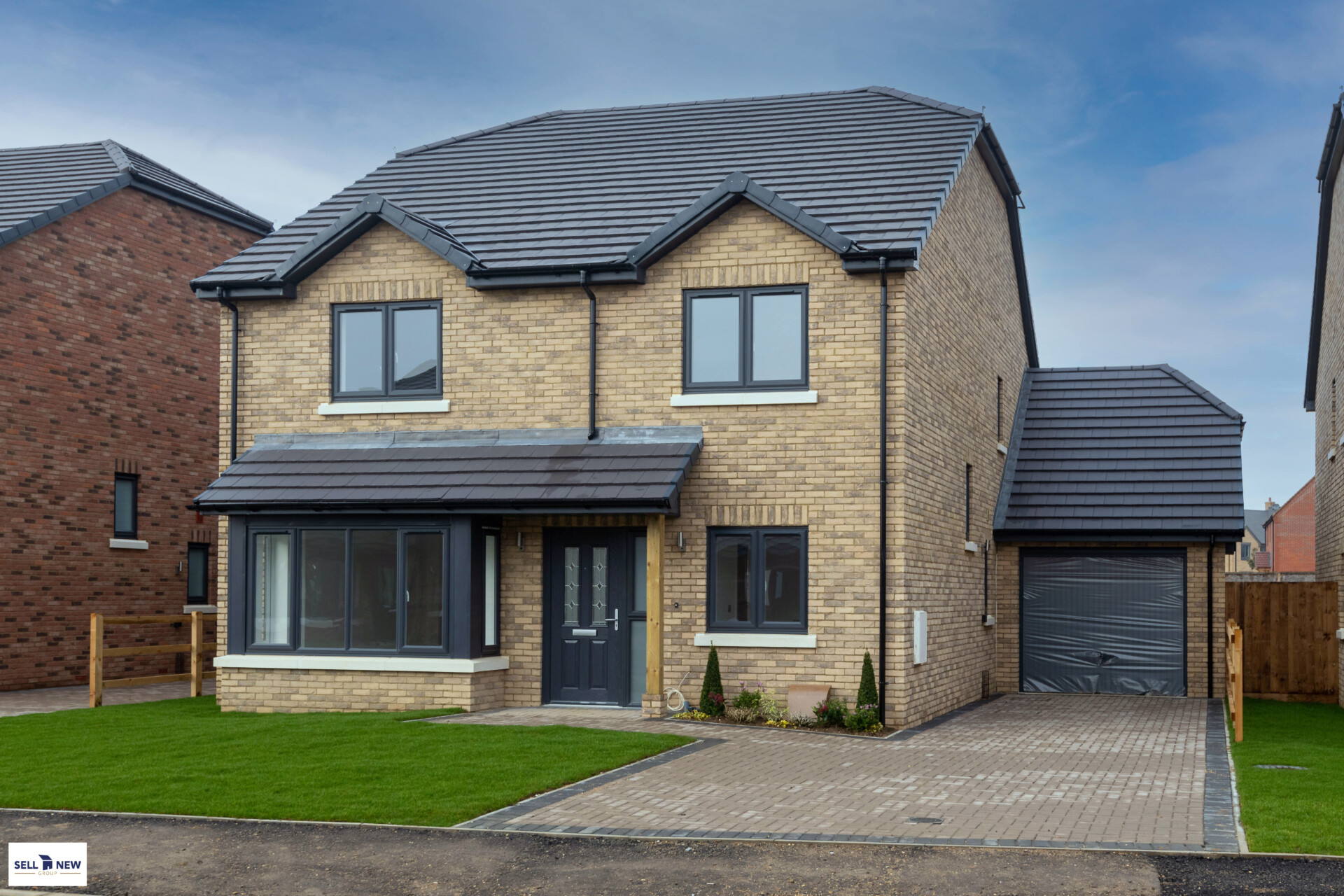 Plot 5, Earl Close, Hitchin Lane, Clifton – JUST RELEASED, FOUR BEDROOM DETACHED FAMILY HOME!