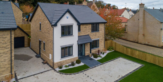 (Plot 21) 2 Woodland Gardens **BRAND NEW DEVELOPMENT – Four bedroom detached located on a corner plot