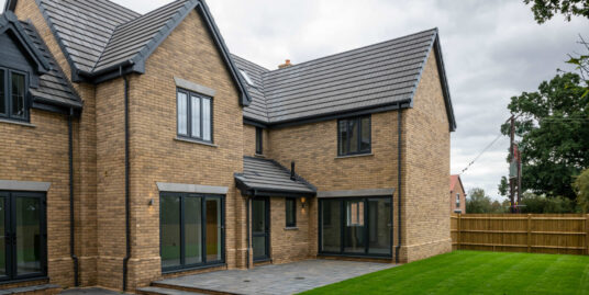 **JUST RELEASED** Plot 9 Hayfield Close, Flitton MK45 – **Stunning 5/6 Bedroom home**