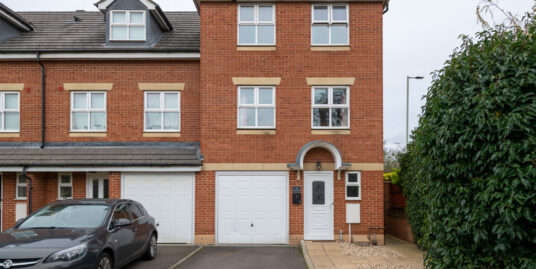 20 Usher close Bedford MK42 – Spacious four bedroom house, opposite Bedford Hospital!