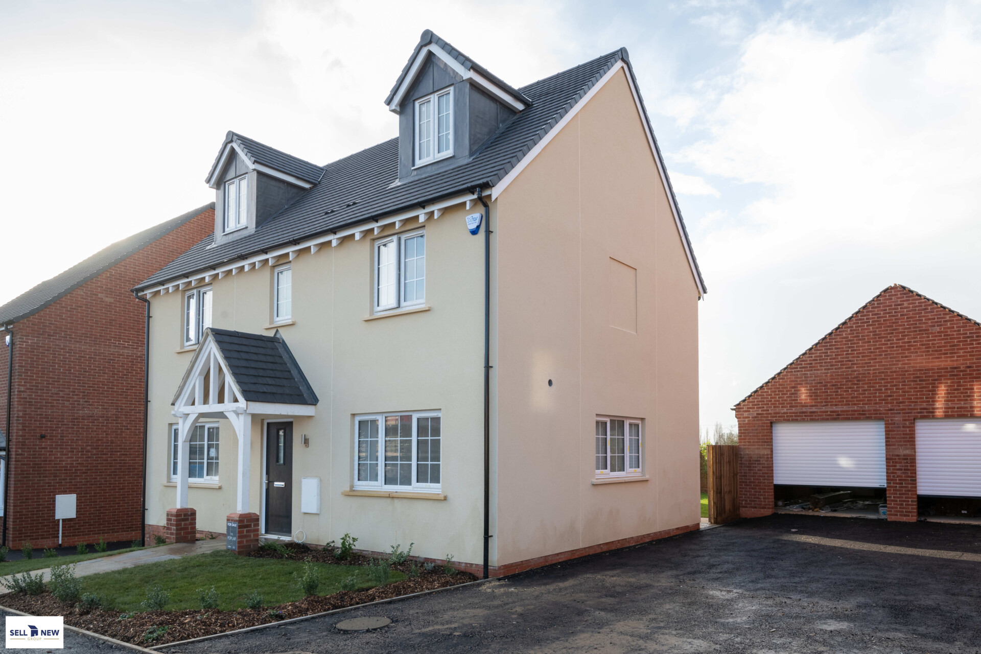 Plot 17 The Poplar, Roxton Road, Great Barford – Five bedroom detached house