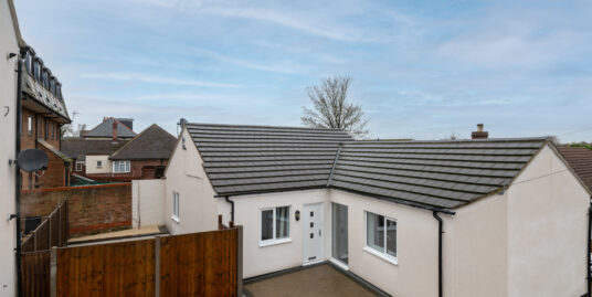 Lotus Villa 212 Great North Road, St Neots PE19 8ED -SHOW HOME CONDITION TWO BEDROOM BUNGALOW