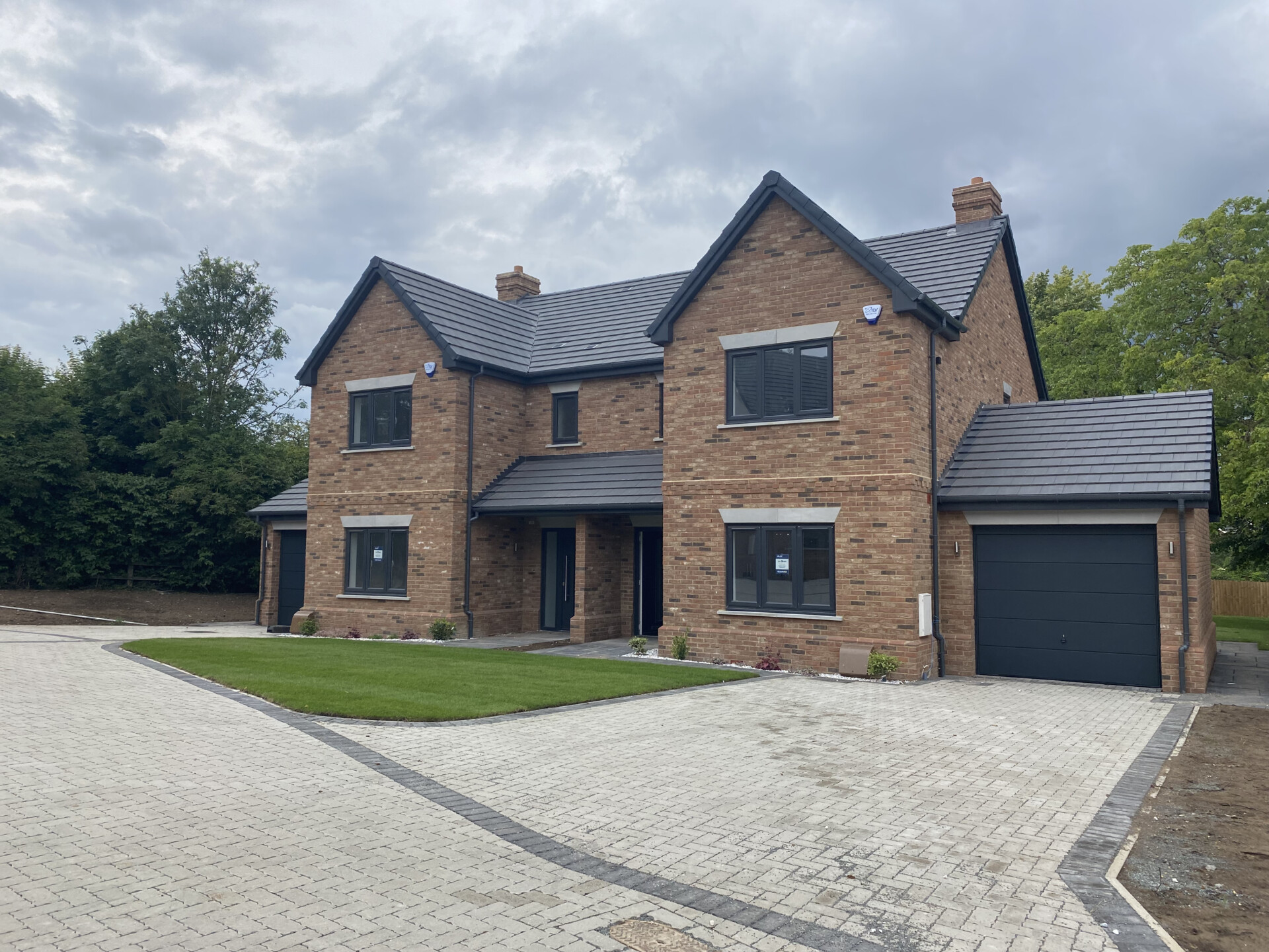 Plot 4 Townsend Meadows Ashwell SG7 5LS – Four bedroom detached home is desirable Hertfordshire village