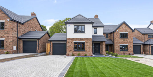 Plot 3 Townsend Meadows, Station road Ashwell SG7 5LS – Four bedroom detached family home in desirable Hertfordshire village