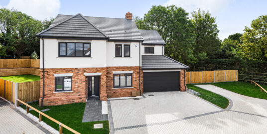 Plot 6 Townsend Meadows, Station Road, Ashwell SG7 5LS – Five bedroom detached on a corner plot position!