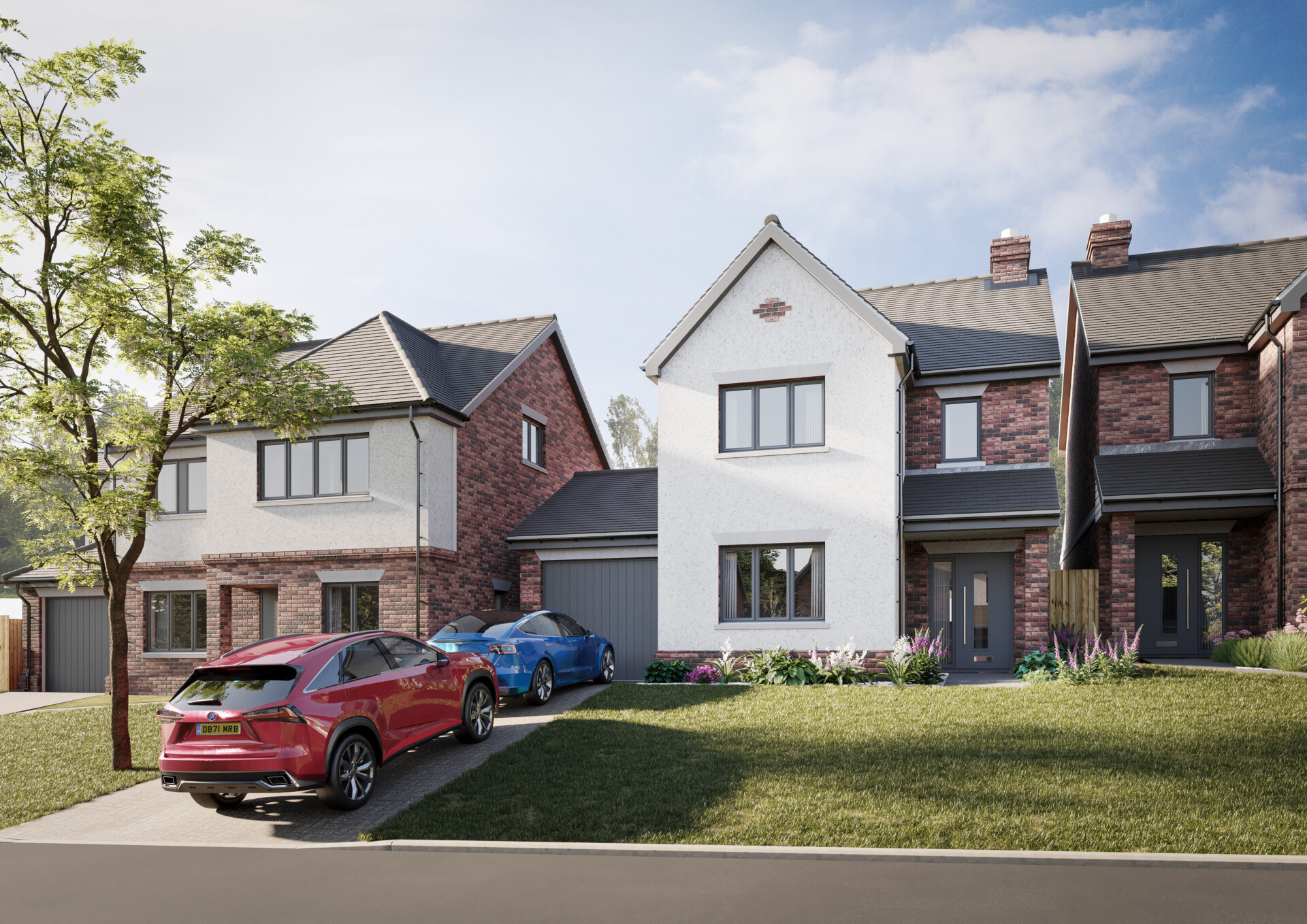 Plot 8 Townsend Meadows Station Road Ashwell SG7 5LS – Four bedroom detached family home