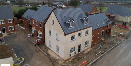 Plot 72, Roxton Road, Great Barford – Spacious two bedroom apartment