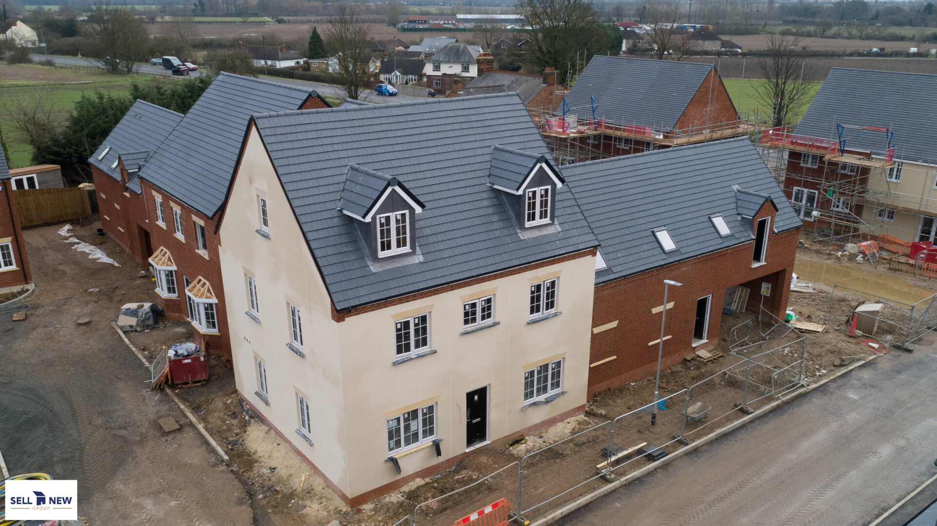 Plot 70 Nightingale Road Great Barford MK44 – TWO BEDROOM COACH HOUSE