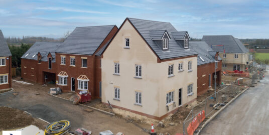 Plot 73, Roxton Road, Great Barford – Penthouse one bedroom apartment