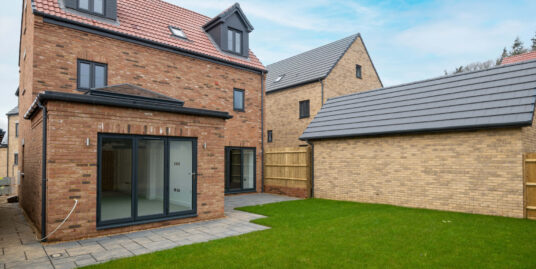 Plot 18 Woodlands gardens Maulden – Four bedroom detached with garage and driveway