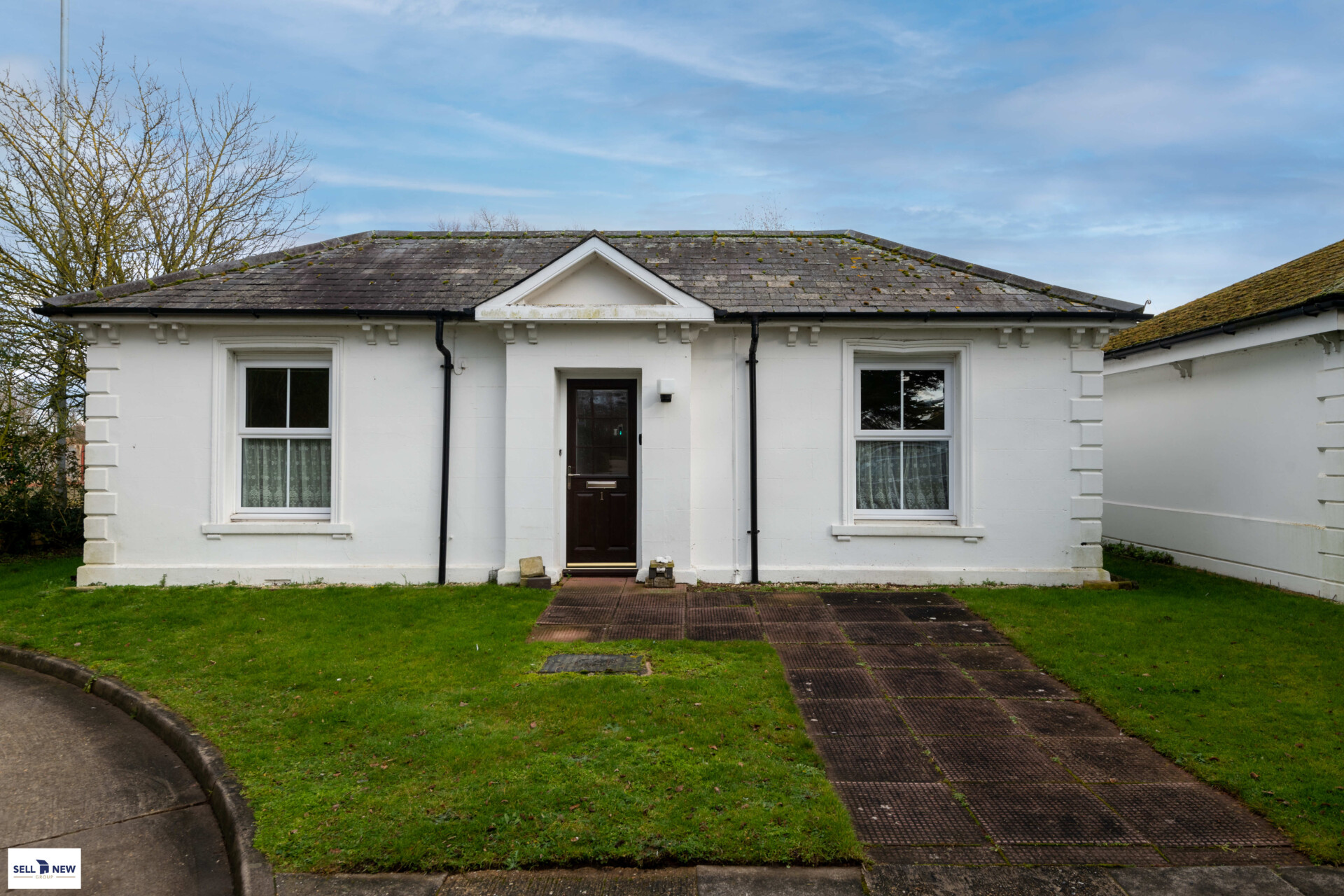Millfield Lodge 1 Huntingdon Road Huntingdon – Two bedroom detached bungalow