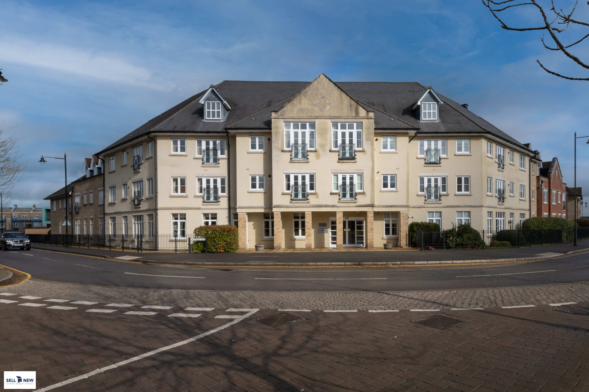Flat 18 Cavendish court Camborune CB23 6HB – Spacious one bedroom retirement apartment ideally located in heart of Cambourne