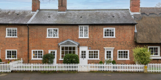 Plough Cottage 5 East Street, Great Gransden – Character three double bedroom Cottage