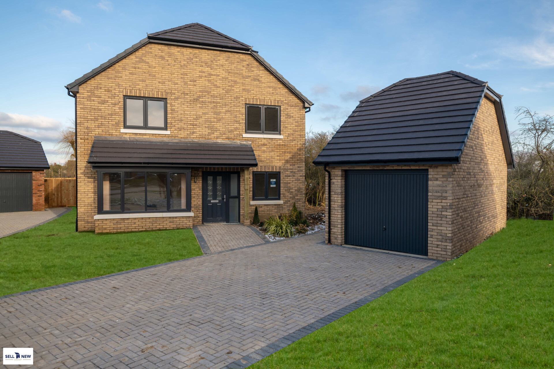 Plot 10 Earl Close, Clifton – Four bedroom detached located on corner plot