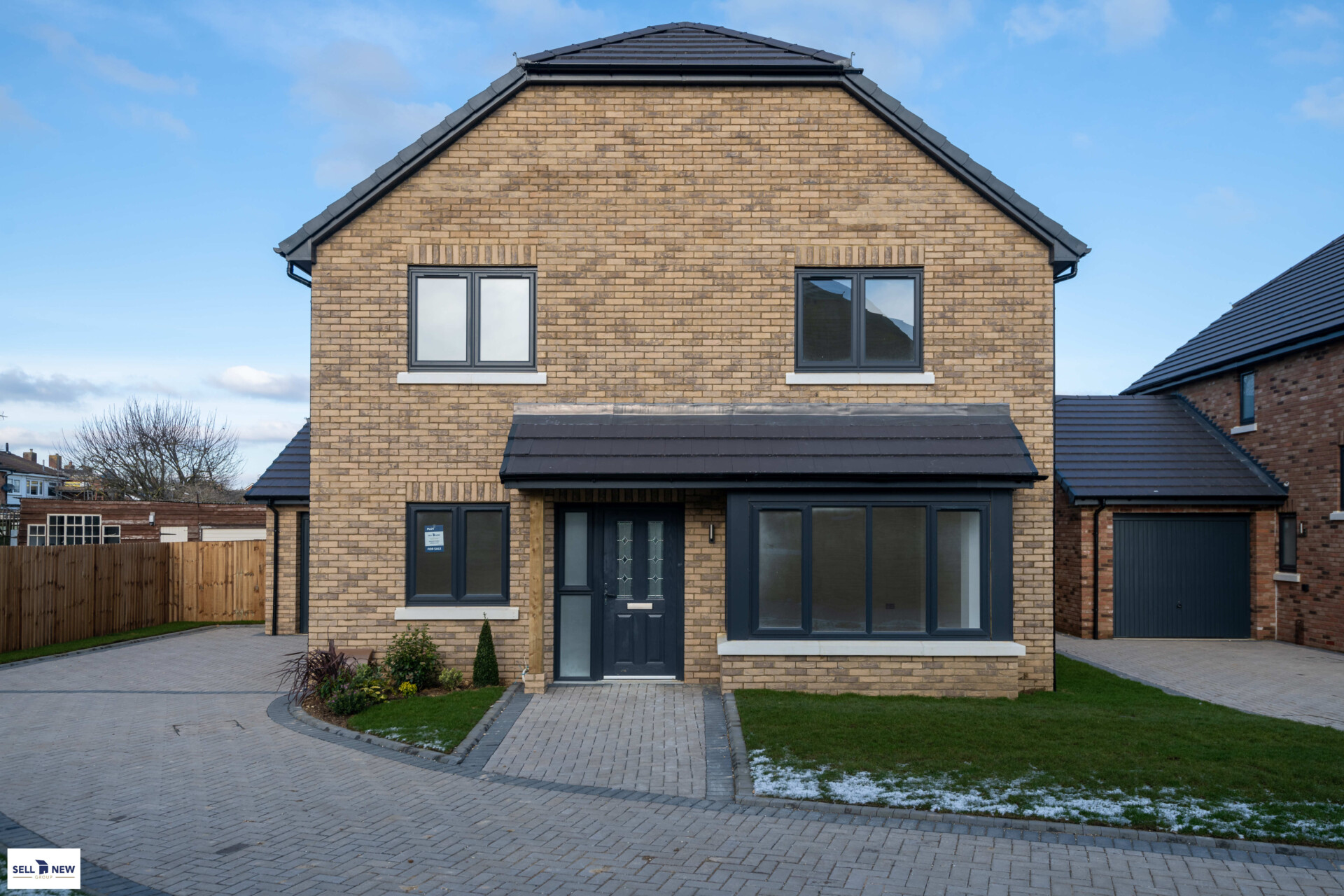 Plot 7 Earls close, Clifton – Four bedroom detached located on corner plot