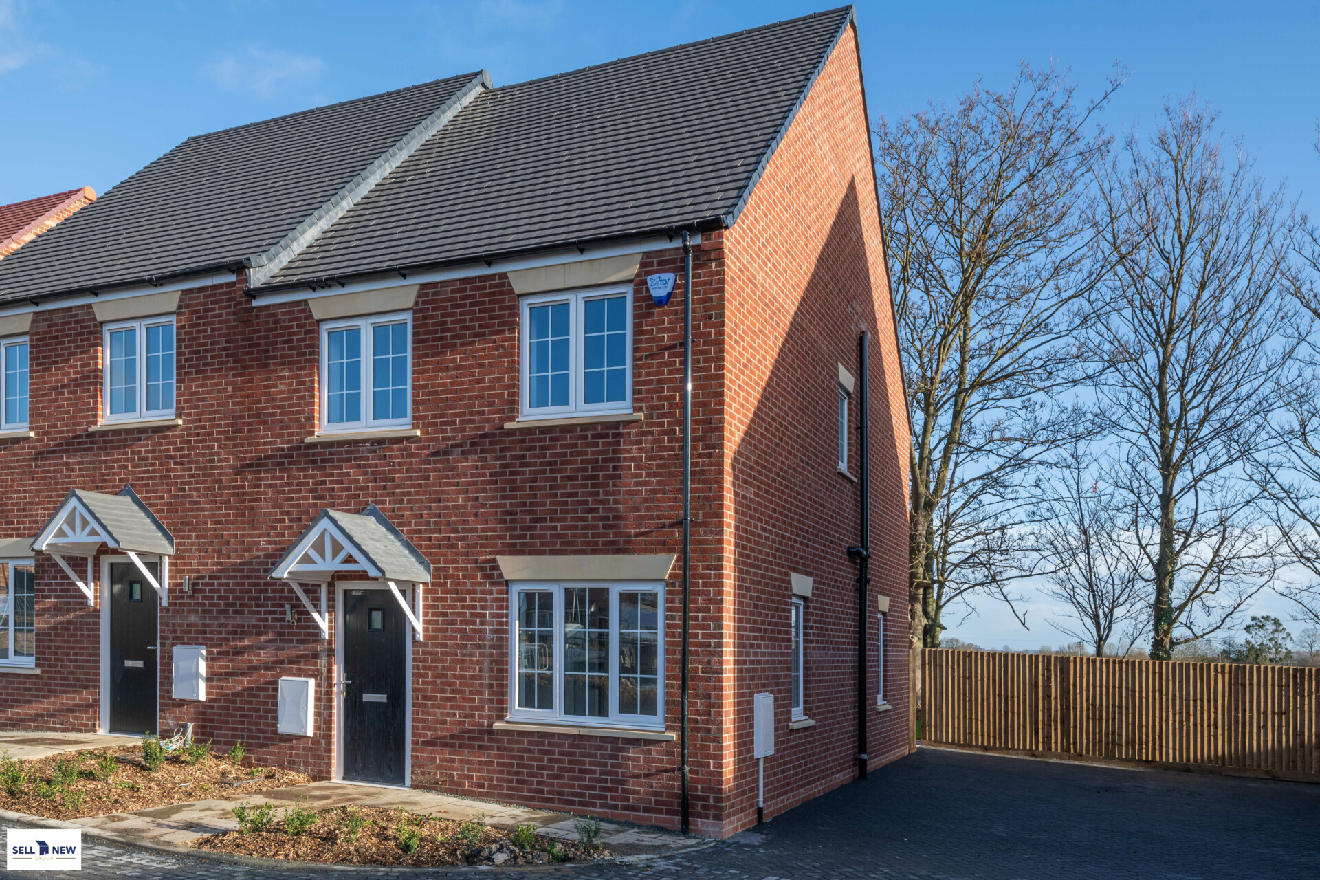 Plot 66 The Maple Nightingale road, Great Barford MK44 – Stunning three bedroom with field views to rear