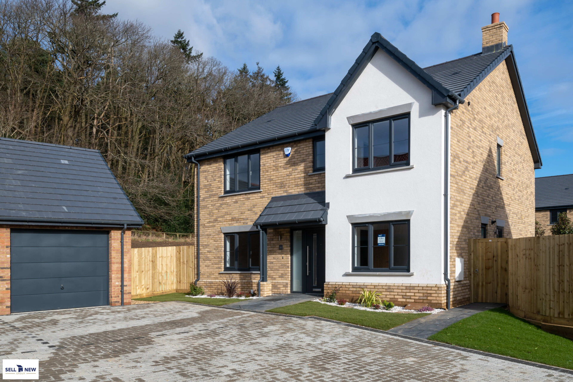 Plot 11 Woodland Gardens Maulden – Stunning plot with countryside and woodland views
