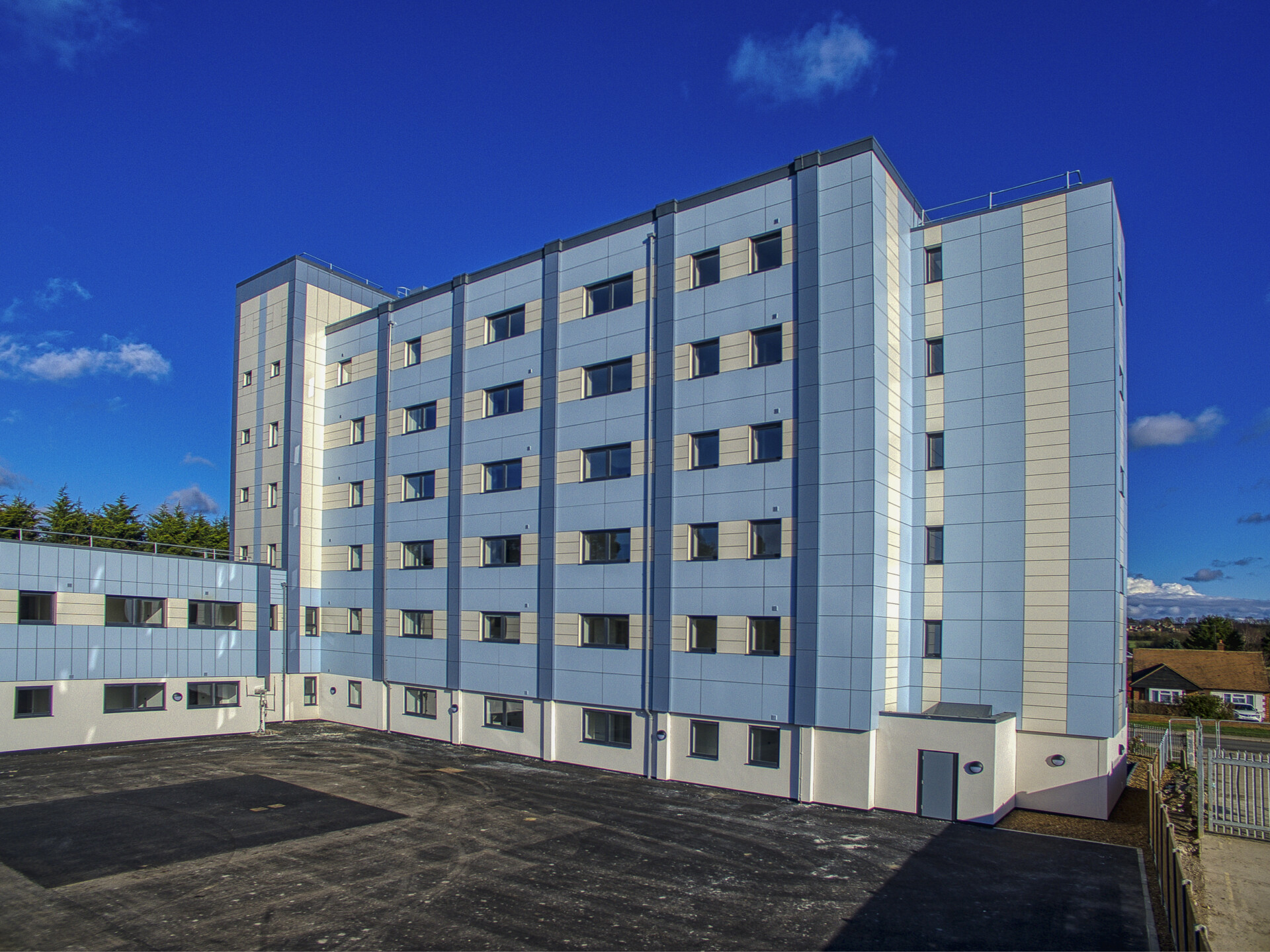 7 Hampden House **HELP TO BUY AVAILABLE** 1 Bedroom Apartment