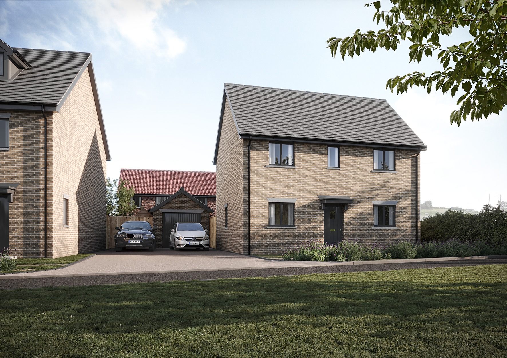 1 Moor Lane Maulden **Brand New, detached home in village location