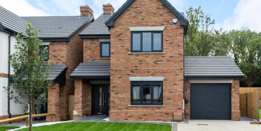 Plot 7 Townsend Meadows Ashwell – Stunning brand new four bedroom detached home with Southerly facing rear garden