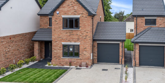 Plot 2 Townsend Meadows Ashwell, Hertfordshire – Four bedroom 2.5 storey with generous garden