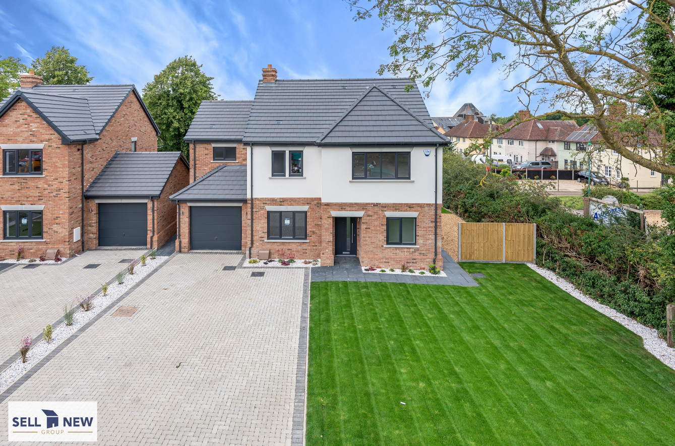 Plot 1 Townsend Meadows, Station road Ashwell